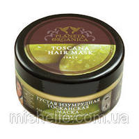 """Planeta Organica Густая изумрудная тосканская маска для волос """"Для сухих и поврежденных"""" (Планета Органика)"""