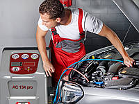 Автоматическая заправка обслуживания систем кондиционирования ATH-Heinl AC134a, Германия
