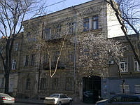 Здания город Одесса