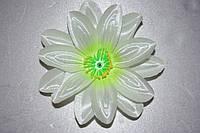 Атласный крокус № 86, Ø 12см белый