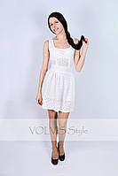 Платье из трафарата (29)3022 Материал: коттон трафарат, фото 1