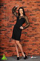 Стильное платье (33)5044. Размер: S M L XL, фото 1