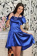 Нарядное платье (33)5058. Размер: S, М, L, XL, фото 1