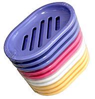 Мильниця для ванної АБАНДАЖ різні кольори, фото 1
