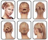 """Заколка для укладки волос """"Hairagami"""" для красивой прически каждый день (Арт. 07898), фото 2"""