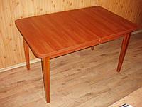 Стол кухонный раздвижной со вставкой (Барвинок)