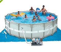 Бассейн каркасный Intex Ultra Frame Pool (28328)