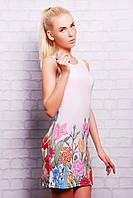 Купить женские летние платья недорого в украине   Тюльпан майка-туника Мая-1 б/р