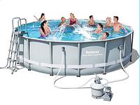 Каркасный бассейн BESTWAY 56452 (для всей семьи)