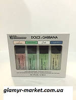 Подарочный набор парфюмерии Dolce&Gabbana с феромонами