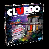 Настольная игра Клюэдо (Клуэдо, Улика, Cluedo, Clue) (новая версия)