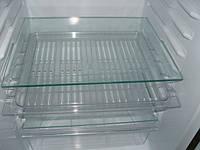 Полка для холодильника из калённого стекла 52х42 см