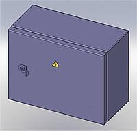 Ящик электромонтажный  Град ЯМ-05 (400x300x200)