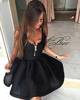 Стильное платье с декольте , фото 1