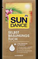 SUNDANCE Selbstbräunungstuch, 1 St - Салфетка-автозагар,  1 шт.
