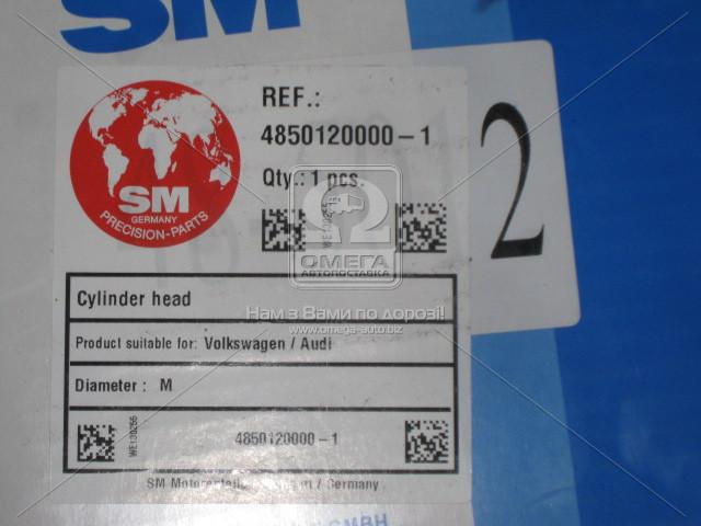 Головка блока цилиндров VOLKSWAGEN 1,9TD (пр-во SM)