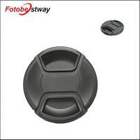 Крышка для объектива универсальная 62 mm Fotobestway (с внутренним зажимом)