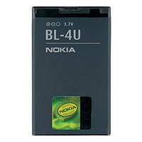 Аккумулятор Nokia BL-4U 1000 mAh (17081; 206 301 3120 classic, 500 515 5250 5330 Mobile TV Edition, 5330 Xpress Music, 5530 Xpress Music, 5730 Xpress