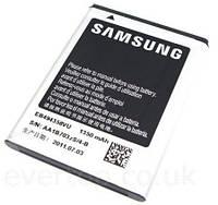 Аккумулятор Samsung S5660 / S5830 1350 mAh (17093; S5830, S5660, S5670, S6102, S6802, B7510, B7800, S6010, S6012, S6312, S6500, S6810, S7250, S7500)