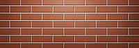 Керамейя - Клинкерный кирпич красный (Рубин) М-350