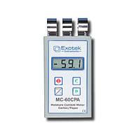Профессиональный влагомер бумаги/картона EXOTEK MC-60CPA