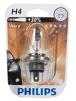Лампа фари галоген 12 [В] H4 Vision 60/55W цоколь P43t-38 +30% світла PHILIPS