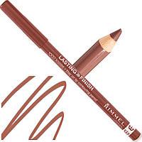 Карандаш для губ - Rimmel Lasting Finish 1000 Kisses Lip Pencil (Оригинал) №050 (Tiramisu)