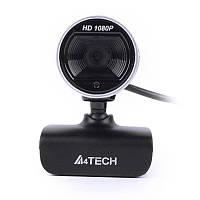 Веб-камера 2.0 Мп с микрофоном A4Tech PK-910H Black (A4TECH43748)
