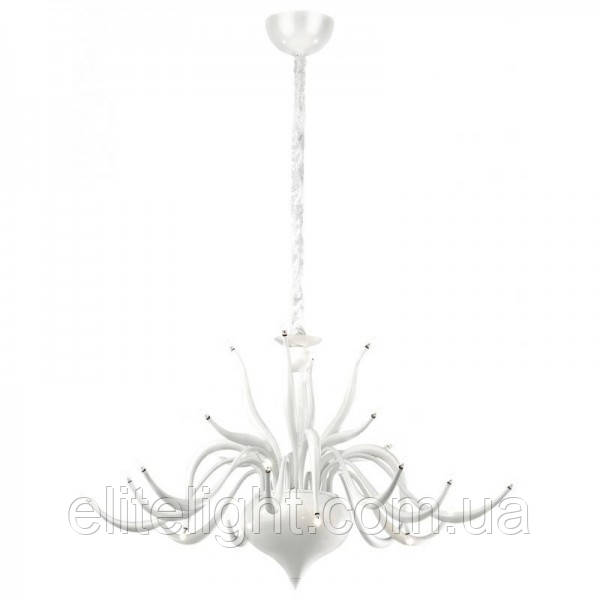 Люстра Ideal Lux Elysee SP24 Bianco 055015