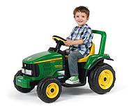 Детский трактор John Deere