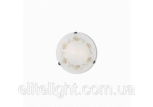 Настенно-потолочный светильник Ideal Lux Foglia PL2 D40 013800
