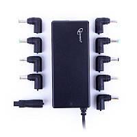 Блок питания для ноутбука универсальный сетевой Gembird NPA-AC1D 90W Black (NPA-AC1D)