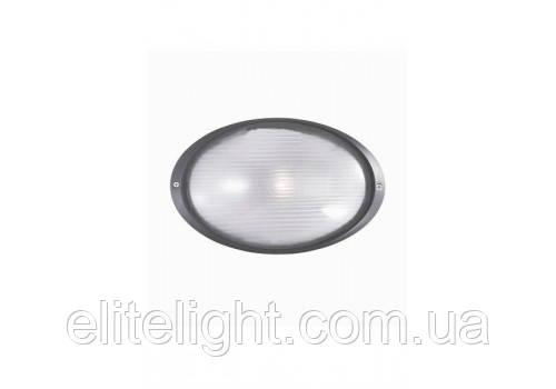 Уличный настенно-потолочный светильник Ideal Lux Mike-50 AP1 Big Antracite 061818