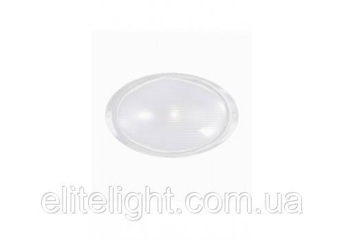 Уличный настенно-потолочный светильник Ideal Lux Mike-50 AP1 Big Bianco 066882