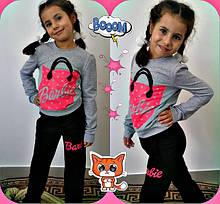 """Детский костюм на девочку """"Barbie"""" 122-140 рост"""