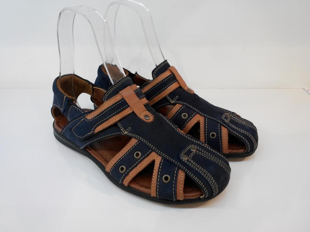 Сандалии Etor 334-7028 синие
