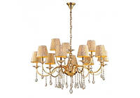 Люстра Ideal Lux Pantheon SP12 Oro 088129