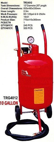 Пескоструйный аппарат TORIN TRG4012
