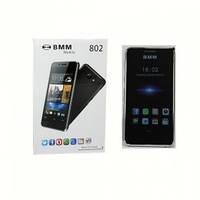 Мобильный телефон BMM 802 Black емкостный экран,  телефон на 2 sim карты