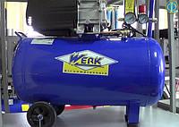 Повітряний компресор Werk BM 50 (200 л / хв., Ресивер 50 л)