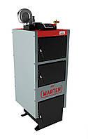 Твердотопливный котел длительного горения Marten Comfort MC-98 98 кВт
