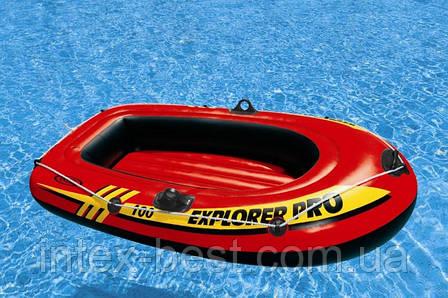 Надувная лодка Intex 58355 Explorer Pro 100 , фото 2