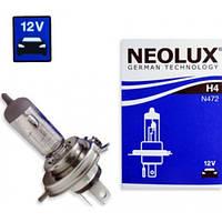"""Лампа накаливания, основная фара """"H4"""" 12В 60/55Вт NEOLUX"""