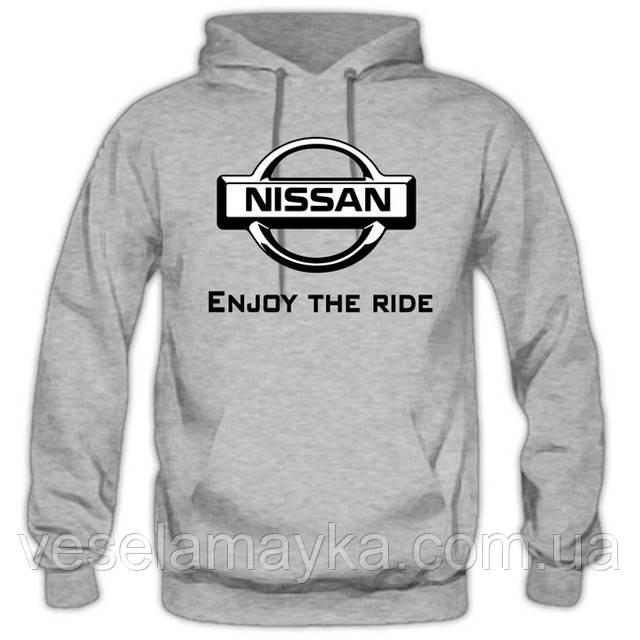 "Толстовка ""Nissan"""