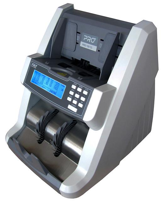 PRO 150CL Лічильники банкнот з калькуляцією