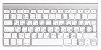 Клавиатура беспроводная Apple A1314 Wireless Keyboard Silver (MC184RS/B)