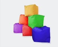 Бескаркасная мебель Пуф Куб Ткань