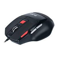 Мышка USB Игровая Sven GX-970 Gaming Black (GX-970 Gaming)