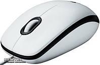 Мышка USB классическая Logitech M100 White -910,001605