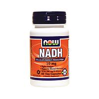 НАДХ(NADH) 10 мг.60капс. Мощный натуральный энергетик.
